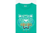 T-Shirt Tiger - mint